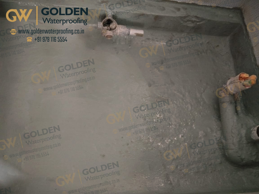 Chemical Waterproofing Contractor - Bathroom Chemical ...